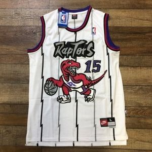 NWT Vince Carter Toronto Raptors NBA Jersey NEW